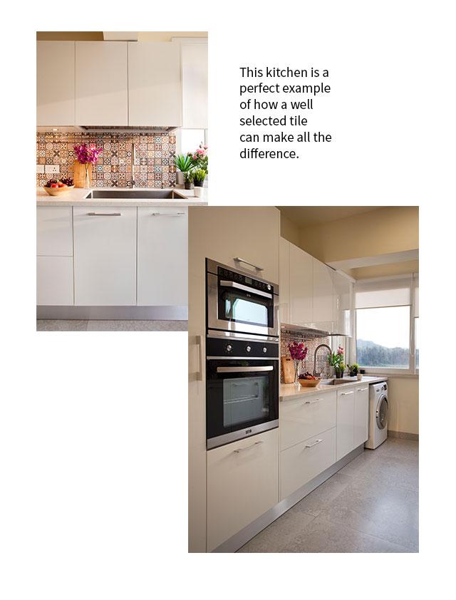Finished IFB Modular Kitchen Project Sample