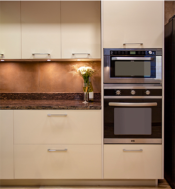 Finished IFB Modular Kitchen Project | Uniquely Yours - IFB Modular Kitchen