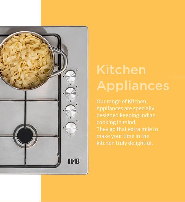 IFB Kitchen Appliances (Mobile) - IFB Modular Kitchen