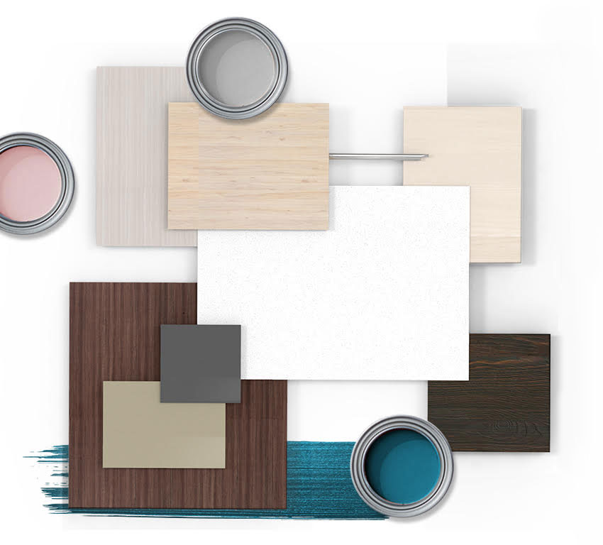 Collection of Shutters Woods for Modular Kitchen
