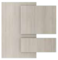 Acacia - Laminate faced BWP ply  Kitchen Shutter Material - IFB Modular Kitchen