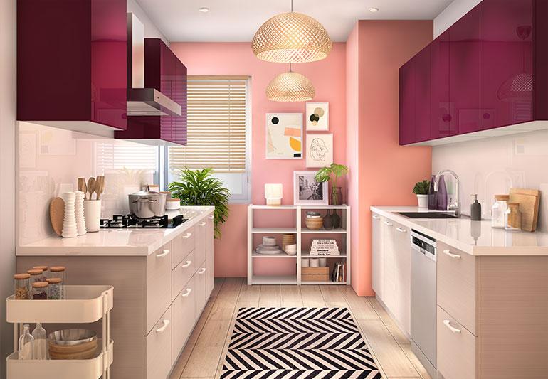 Hello Happiness | Kitchen Collection - IFB Modular Kitchen