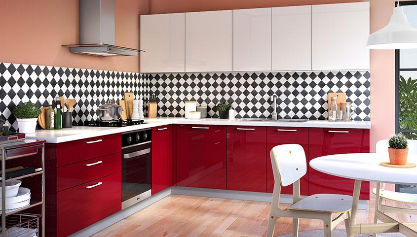 Retro Revival | Kitchen Collection - IFB Modular Kitchen