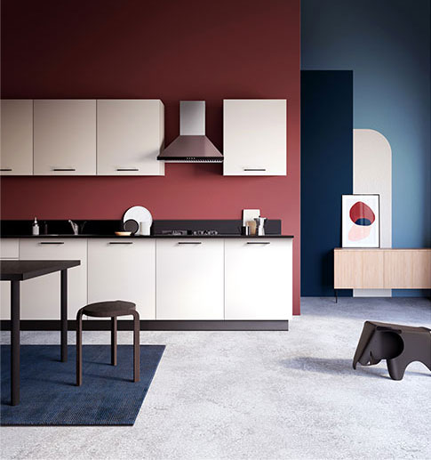 Cappuccino (Mobile) | Kitchen Collection - IFB Modular Kitchen